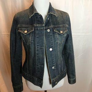 Gap denim Jean jacket, Sz S.  EUC